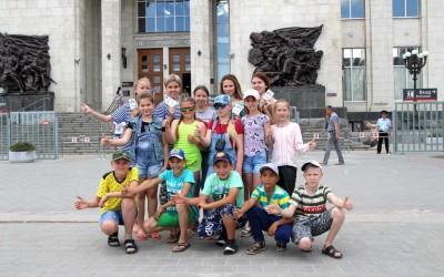 Талантливые школьники Волгоградской области отдохнут на Черном море