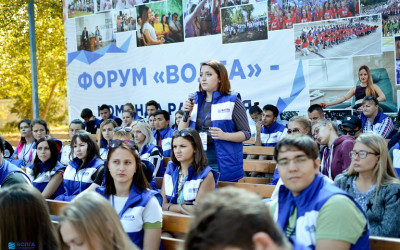 Волгоградская область станет площадкой молодежного форума Южного федерального округа