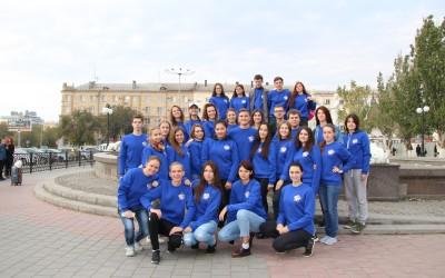 Делегация Волгоградской области представит регион на XIX Всемирном фестивале молодежи и студентов