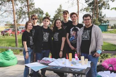 В волгограде появится центр добровольцев развития территорий «UrbanTalk»