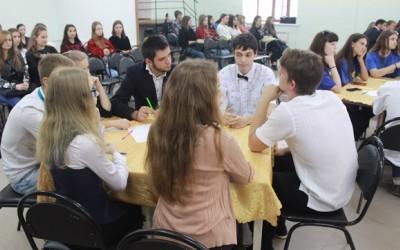 Проведение интеллектуальной игры среди студентов «Квиз»