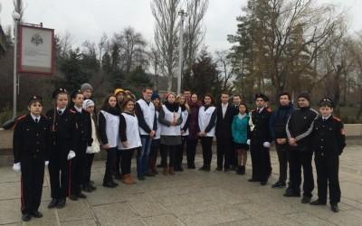 Волонтеры региона приняли участие в международной акции
