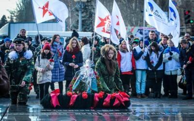 Сталинградская победа - в наших сердцах
