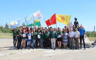 В регионе стартовал конкурс студенческих отрядов