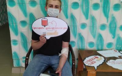 """Акция """"Добрые сердца"""" прошла в городском округе город Михайловка"""