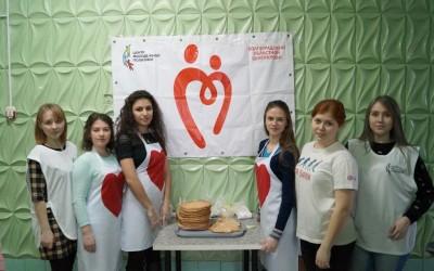 """Молодежь региона принимает участие в """"донорской масленице"""""""