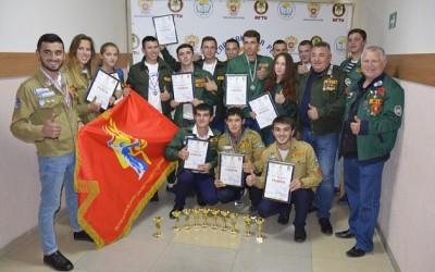 Студенческие отряды волгоградского региона — победители спартакиады ЮФО