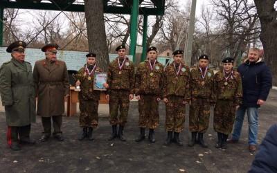 Областная военно-спортивная игра «Орленок» завершилась победой команды «Ветер»