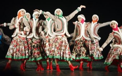В Волгоградской области стартовала олимпиада «Объединимся и станцуем в ритме этно»