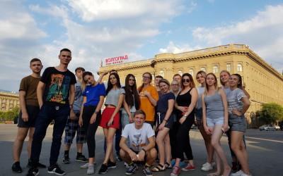 Волгоградские студенты стали участниками смены «Цифровой мир» форума «Территория смыслов»