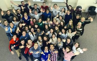 Волгоградские волонтеры отмечают День добровольца