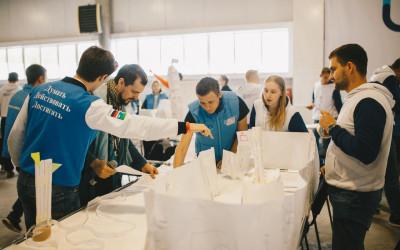 Волгоградские студенты приняли участие во Всероссийском форуме «Амур»