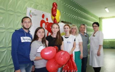 В Волгограде проходит акция «Доноры-детям»