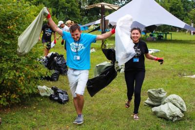 В Подмосковье прошел межрегиональный слет координаторов волонтерского движения «Чистые Игры»