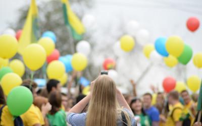 Праздничные мероприятия ко Дню молодежи пройдут во всех районах Волгоградской области
