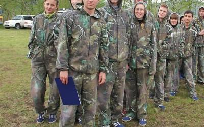 Юнармейцы с Камчатки готовятся к финалу Всероссийской военно-спортивной игры «Победа»