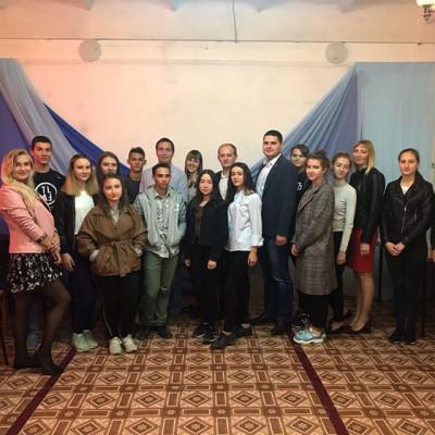 В Волгоградском регионе проходят встречи по вопросам развития студенческого самоуправления