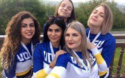 Волгоградцы стали призёрами Всероссийского фестиваля «Российская студенческая весна»