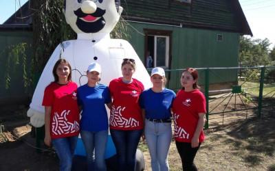 Волгоградская область присоединилась к Всероссийскому проекту #ДОБРОВСЕЛО