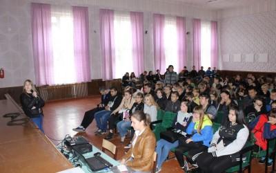 В волгоградском регионе продолжаются уроки донорства