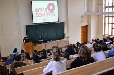 Волгоградские волонтеры популяризуют добровольческое донорское движение