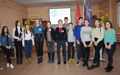 Слет волонтеров прошел в Среднеахтубинском районе Волгоградской области