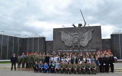 В Волгограде состоялись областные юношеские соревнования «Поколение победителей»