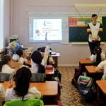 В школах Волгограда пройдут уроки пожарной безопасности