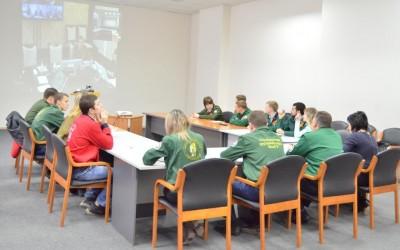 Лидеры студотрядовского движения региона приняли участие в видеоконференции Юга России