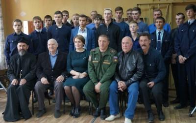 День призывника в Ольховском районе