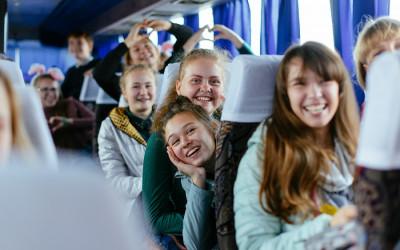В Волгограде состоялся третий региональный слет Российского движения школьников