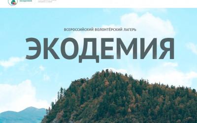Волгоградских активистов приглашают принять участие во Всероссийском экологическом лагере