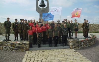 В регионе прошли памятные мероприятия, приуроченные к 76-й годовщине начала Сталинградской битвы