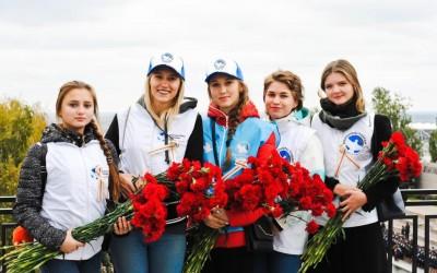 Завершен отбор волонтеров для сопровождения мероприятий к 75-летию Сталинградской Победы