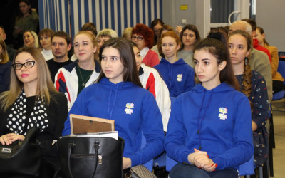 В регионе наградили лидеров студенческого самоуправления