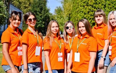В Волгоградской области начал работу молодежный форум «Волга»