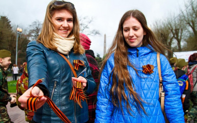 «Волонтеры Победы» расскажут волгоградцам об истории георгиевской ленточки