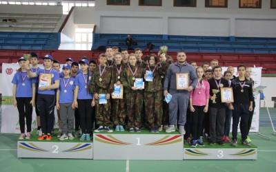 Молодежь волгоградского региона сдает нормативы ГТО