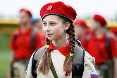 В волгоградском регионе впервые пройдет профильная патриотическая смена «Юнармеец»
