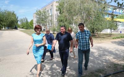 Андрей Бочаров: «Мы хотим создать в Волгоградской области свой «Артек»