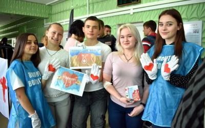 Волгоградская молодежь реализует проект «Доброе сердце»