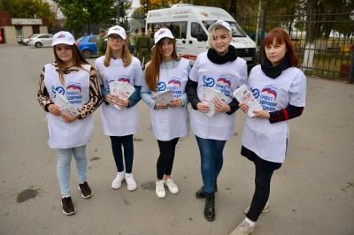 Волонтеры Волгоградской области приняли участие в реализации Всероссийской акции «Тест на ВИЧ: экспедиция»