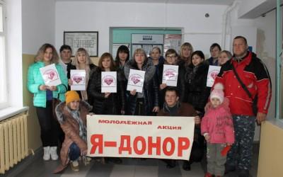 В Волгоградской области растет количество доноров
