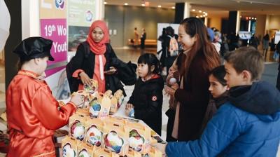 Фестиваль молодёжи и студентов презентован на VI Молодёжном форуме Экономического и Социального Совета ООН
