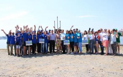 Молодежь региона присоединилась к всероссийской экологической акции «Вода России»