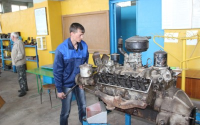 В Серафимовисчком районе прошел конкурс профессионального мастерствва