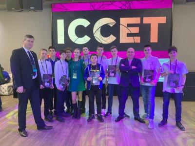 Волгоградские школьники — победители конкурса детских инженерных команд «Кванториада»
