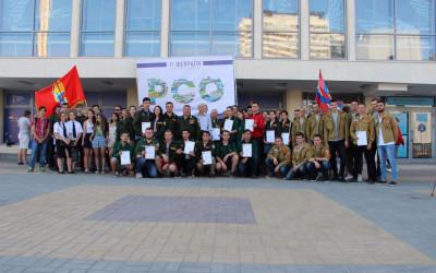 Волгоградские студенческие отряды покоряют новые трудовые вершины