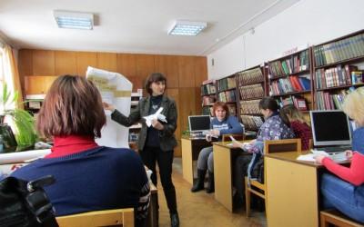 В Волгоградской области прошла первая выездная                                              Школа обучения вожатых