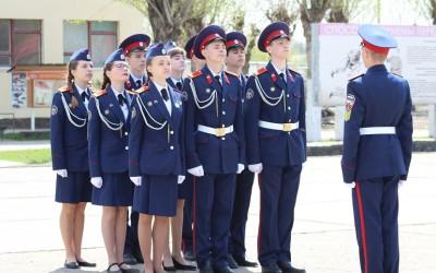 В Волгоградской области прошел смотр-конкурс «Равнение на победу»